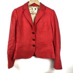 J.Crew Scottish Wool Blazer 4 Robert Noble